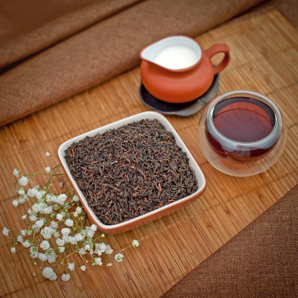 чай пуэр для похудения как пить
