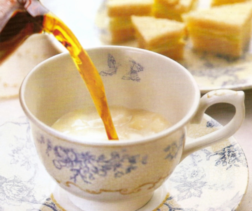 сколько стоит пурпурный чай полный курс