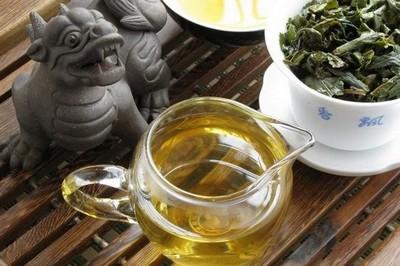 голубой чай что это