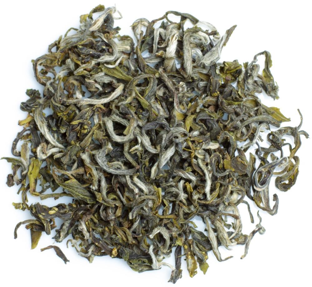 Зеленая обезьяна чай