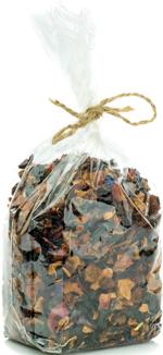 Полиэтиленовый пакет чая