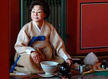 Корейский чай