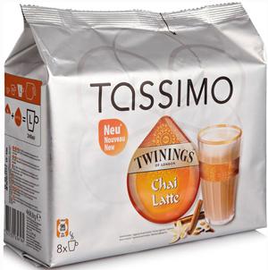Капсульный чай