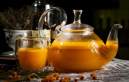 облепиховый чай для похудения