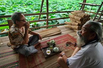 Вьетнамские чайные традиции