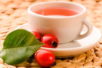 Чай с шиповником польза