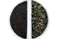 Отличие черного и зеленого чая
