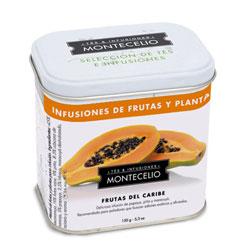 Чай Montecelio Caribbean Fruit ( Карибские фрукты ) 150 гр