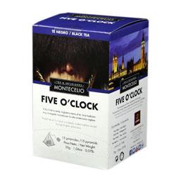 Чай Montecelio Five Oclock в пирамидках ( 15* 2 гр )