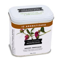 Чай Montecelio Tropical Nights (тропические ночи)
