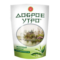 Чай Доброе утро Молочный Оолонг 80 гр