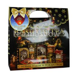 Чай Basilur Набор Праздничный №4