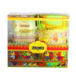 Чай Basilur Подарочный Набор Коллекция