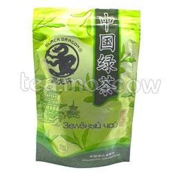 Чай Черный Дракон Зеленый чай 100 гр
