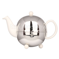 Cosy чайник 1301 W 0,9л белый