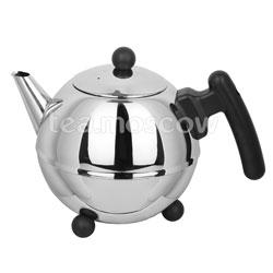Duet bella ronde 1305Z чайник с дв стенк 1,5 л черная