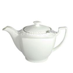 Чайник фарфоровый квадратный 500 мл