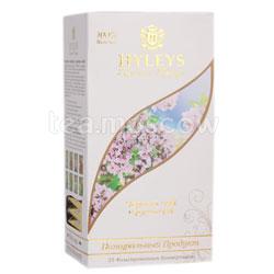 Чай Hyleys Гармония Природы Суприм черный с душицей в пакетиках (25 шт/1,5 гр)