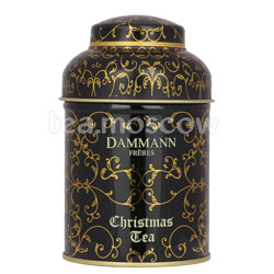 Чай Dammann Рождественский белый 50 гр
