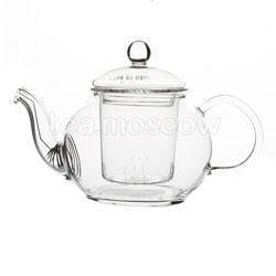 Чайник стеклянный Лотос 480 мл