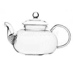 Чайник стеклянный Юнона 600 мл