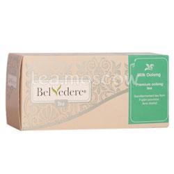 Чай Belvedere Молочный Улун Для чайника 4 гр 12 шт