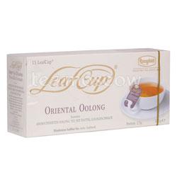 Чай Ronnefeldt Oriental Oolong / Восточный Улун в саше на чашку (Leaf Cup)