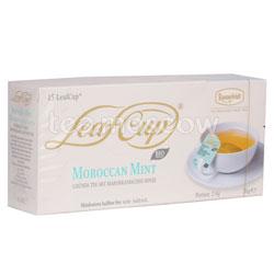 Чай Ronnefeldt Moroccan Mint Bio / Марокканская мята в саше на чашку (Leaf Cup)