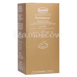 Чай Ronnefeldt Winter dream / Зимние грезы в пакетиках 25 шт.х 1,5 гр