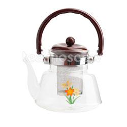 Чайник стеклянный Kelly KL-3006 0.8 л