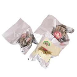 Связанный чай со сливочным вкусом в инд.упаковке