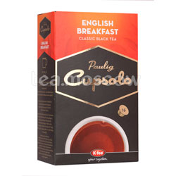 Капсульный чай Paulig English Breakfast Tea