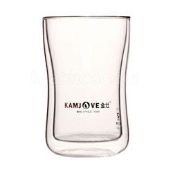 Чашка из двойного стекла KamJove 250 мл