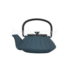 Чайник чугунный Малая пепельная черепаха 450 мл