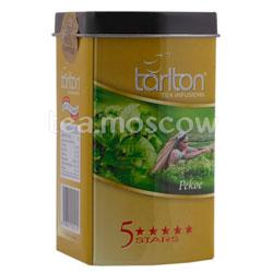 Чай Tarlton 5 звезд Рекое 100 гр ж.б.