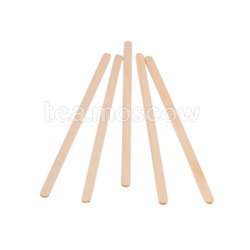 Размешиватель деревянный 14 см (500 шт)