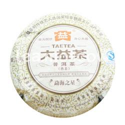 Пуэр блин TaeTea 357 г (шен)