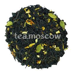 Черный Апельсиновое печенье (Ароматизированный)
