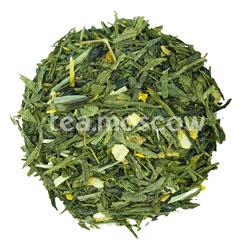 Зеленый Чай с имбирём и мёдом
