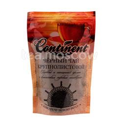 Чай Continent черный Крупнолистовой 80 гр