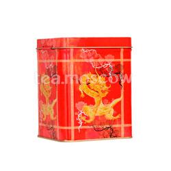 Банка Дракон для хранения чая 250 гр