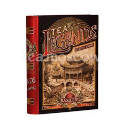 Чай Basilur Чайная книга Чайные легенды Поднебесная Империя 100 гр