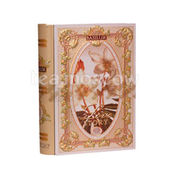 Чай Basilur Чайная книга История Любви Том 3 100 гр