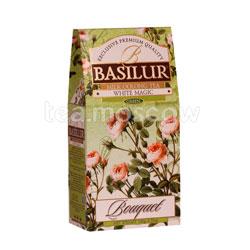 Чай Basilur Коллекция Букет Белое волшебство 100 гр. Молочный улун