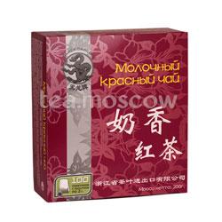Чай Черный Дракон Молочный красный 100х2гр