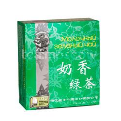 Чай Черный Дракон Молочный зеленый чай 100х2гр