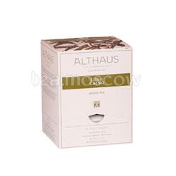 Чай Althaus пирамидки Lung Ching/Лунг Чинг Пирамидки для чашки 15шт.х2,75 гр