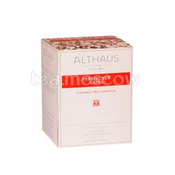 Чай Althaus Persischer Apfel/Персидское яблоко Пирамидки для чашек 15шт.x2.7 гр