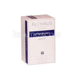 Чай Althaus Assam Meleng/Ассам Меленг Пакетики для чашки 20шт.х1,75 гр
