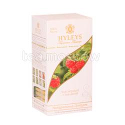 Чай Hyleys Гармония Природы Черный с малиной в пакетиках 25 шт х 1,5 г